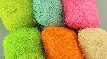 Сизалевое волокно