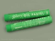 Пастель масляная мягкая Mungyo Gallery. Травяной зеленый 228