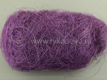 Сизаль. Фиолетовый.