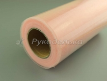 Фатин нежно-розовый 15см. Рулон 25 ярдов.