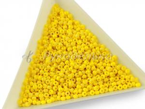 Бисер чешский Preciosa 10/0. Желтый (84130) NO. 10гр
