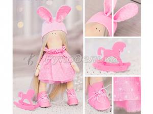 Интерьерная кукла «Паффи», набор для шитья.