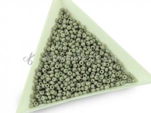 Бисер чешский Preciosa 10/0. Серый (03141) NO. 10гр