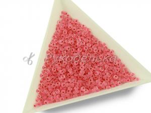 Бисер чешский Preciosa Розовый матовый (38398) CTCLS