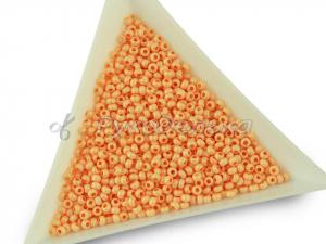 Бисер чешский Preciosa 10/0. Персиковый (16992) CSTCD. 10гр